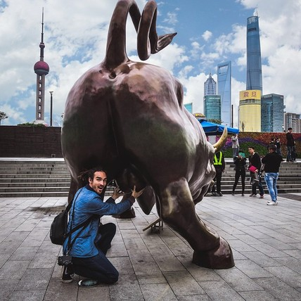 I'm #feelingnuts in Shanghai, @check_onetwo raising awareness for testicular cancer (check yourself lads) I'm tagging @willdarbyshire & @nickmillerza
